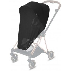 Insect Net Lux Seats Black