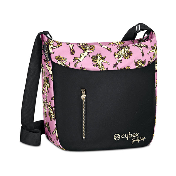 Priam Changing Bag JS Cherub Pink